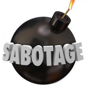 sabotage - copie